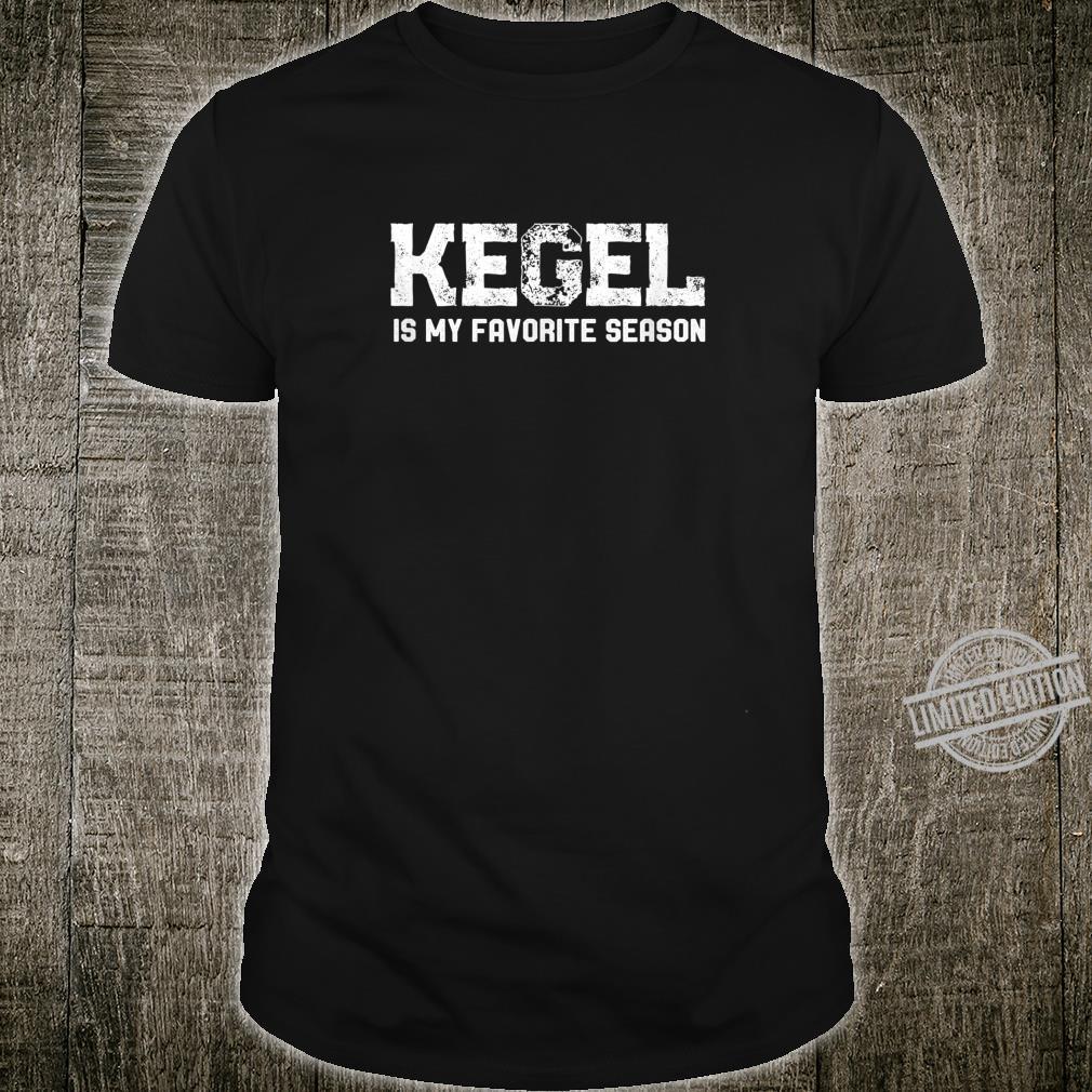 Kegel Favorite Season Vintage Shirt