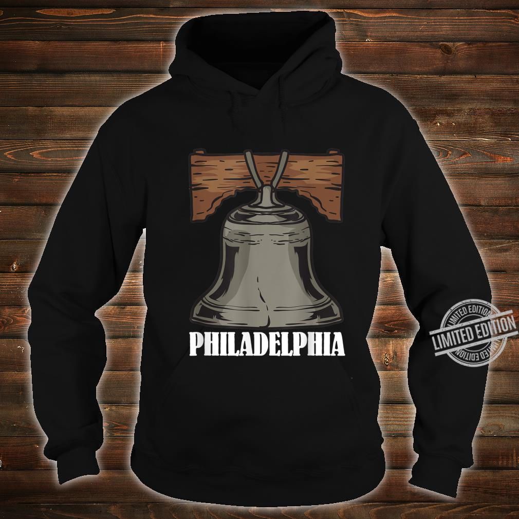 Philly Liberty Bell Eagle Philadelphia Shirt hoodie