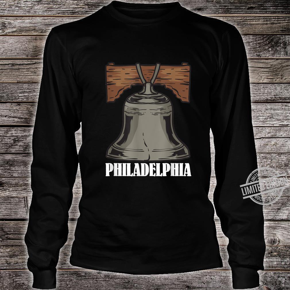 Philly Liberty Bell Eagle Philadelphia Shirt long sleeved