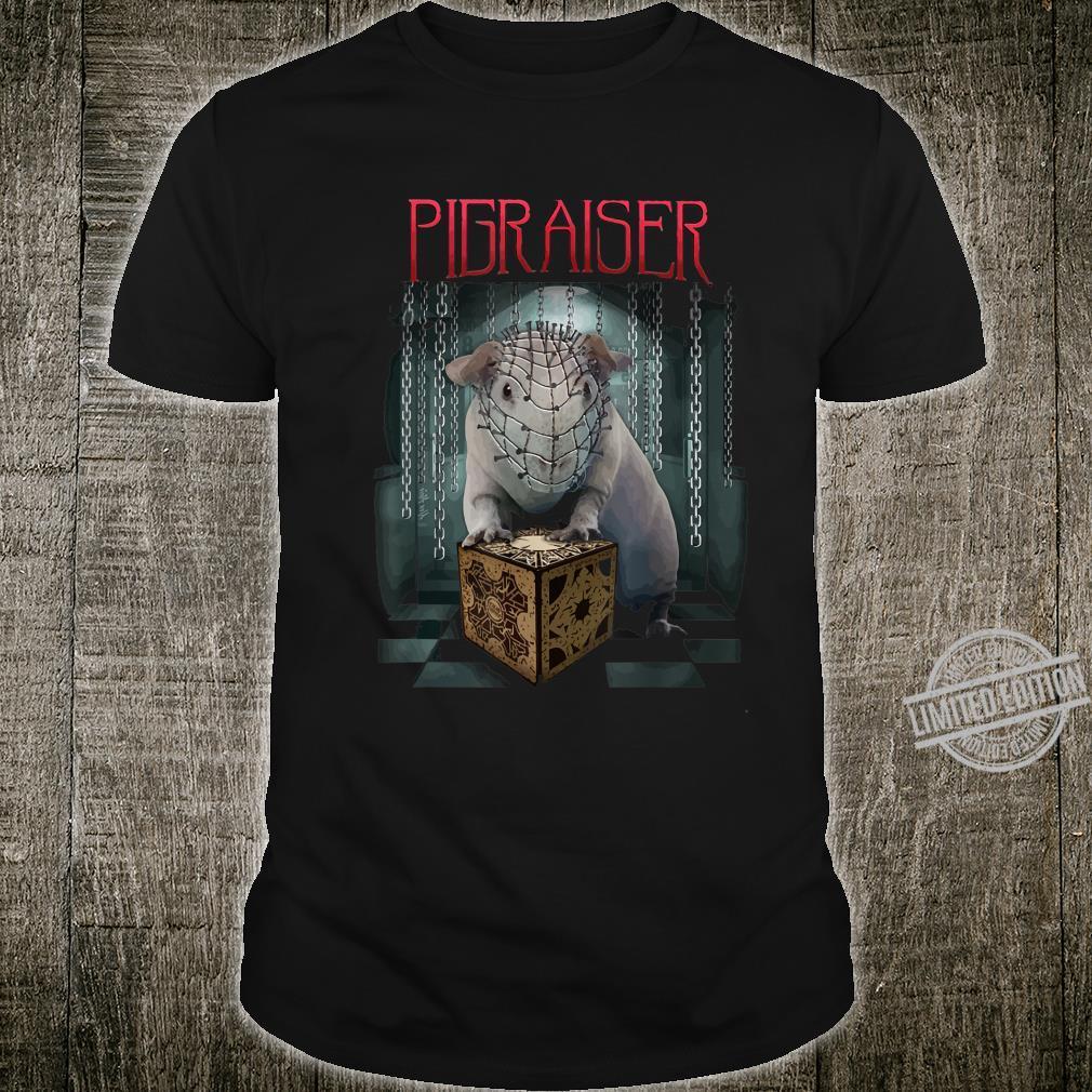 Pigraiser Wheek phantasievolles Geschenk Geschenkidee Shirt