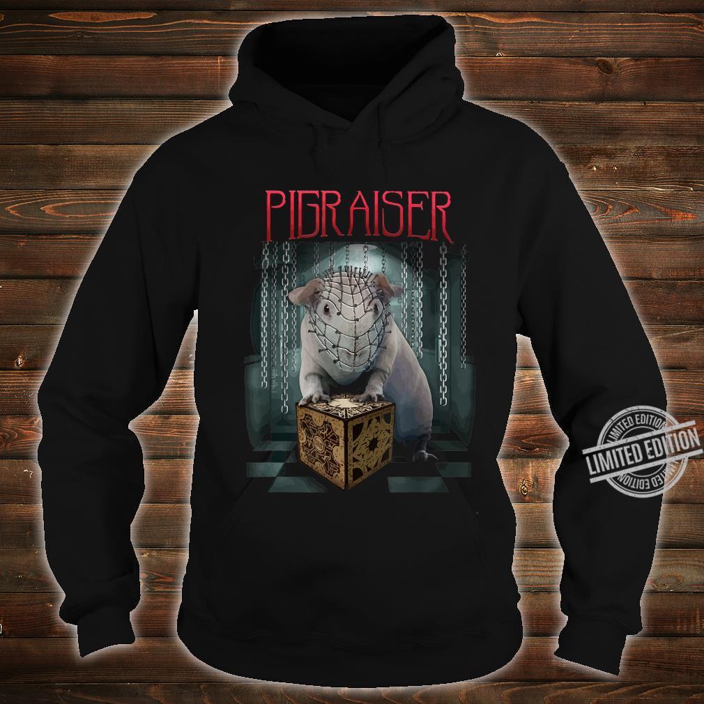 Pigraiser Wheek phantasievolles Geschenk Geschenkidee Shirt hoodie