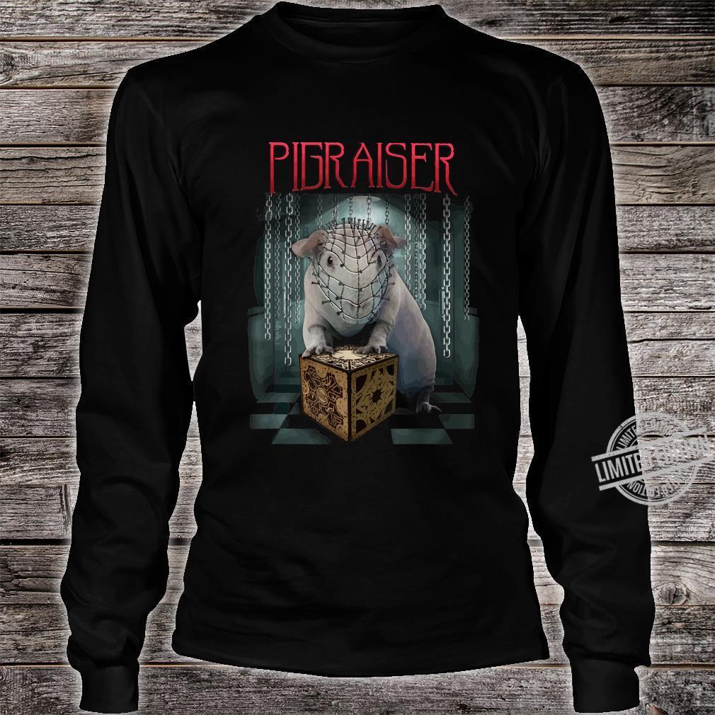 Pigraiser Wheek phantasievolles Geschenk Geschenkidee Shirt long sleeved