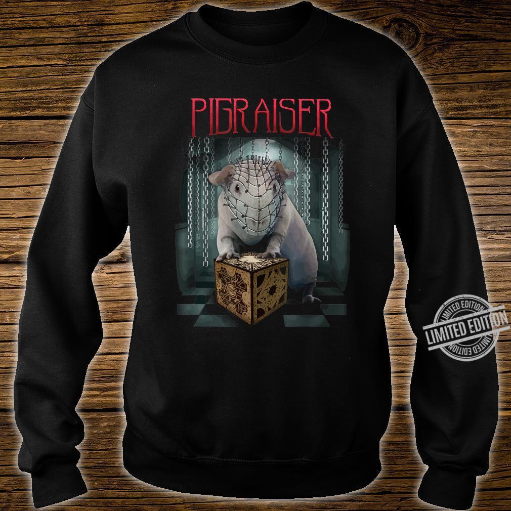Pigraiser Wheek phantasievolles Geschenk Geschenkidee Shirt sweater