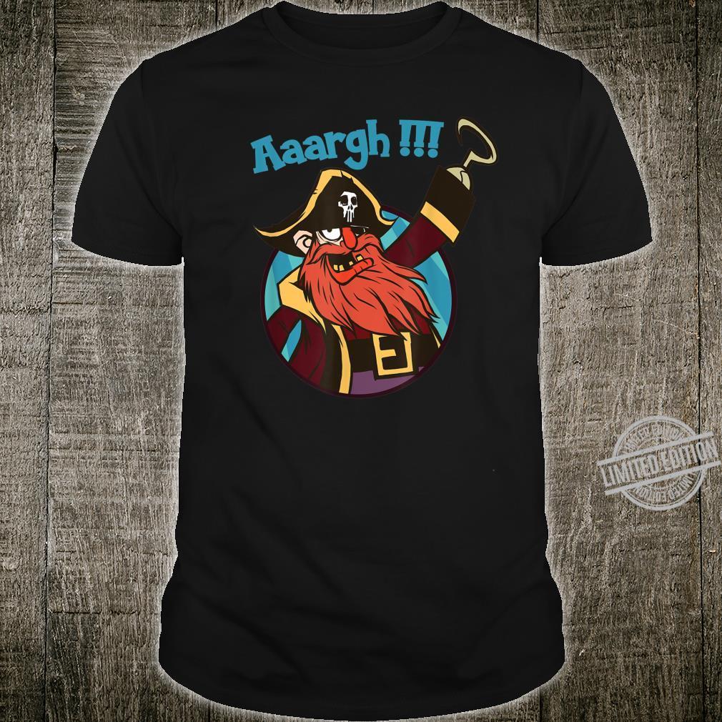 Piraten Kapitän Seefahrer Shirt