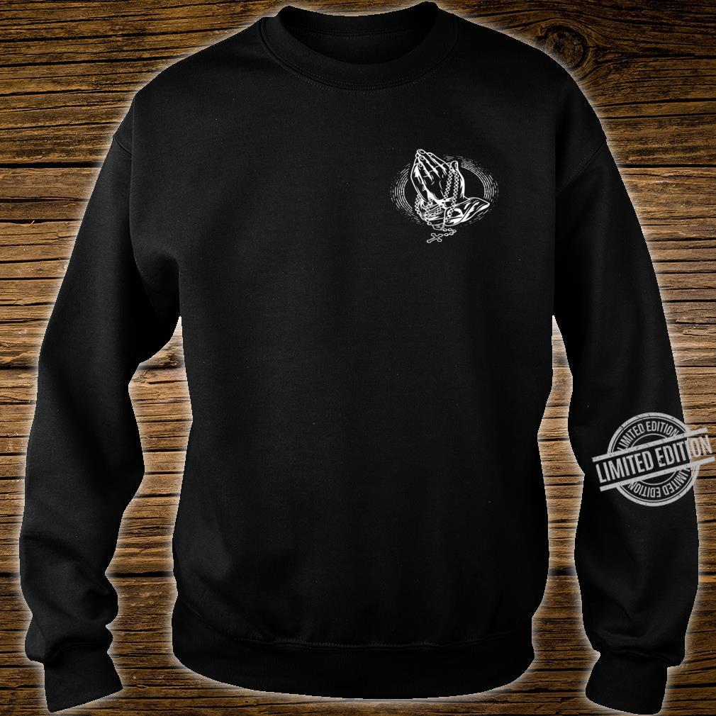 Pray Betende Hände Shirt sweater