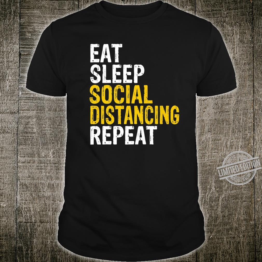 SOCIAL DISTANCING SHIRT Shirt