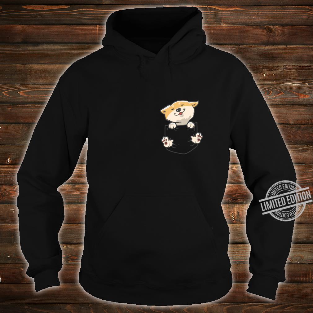 Shiba Inu Langarmshirt Shirt hoodie