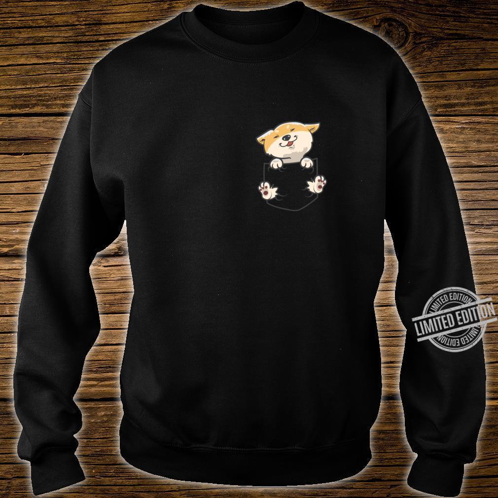 Shiba Inu Langarmshirt Shirt sweater